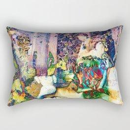 Saturnalia Rectangular Pillow