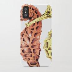 SeaHorses Slim Case iPhone X