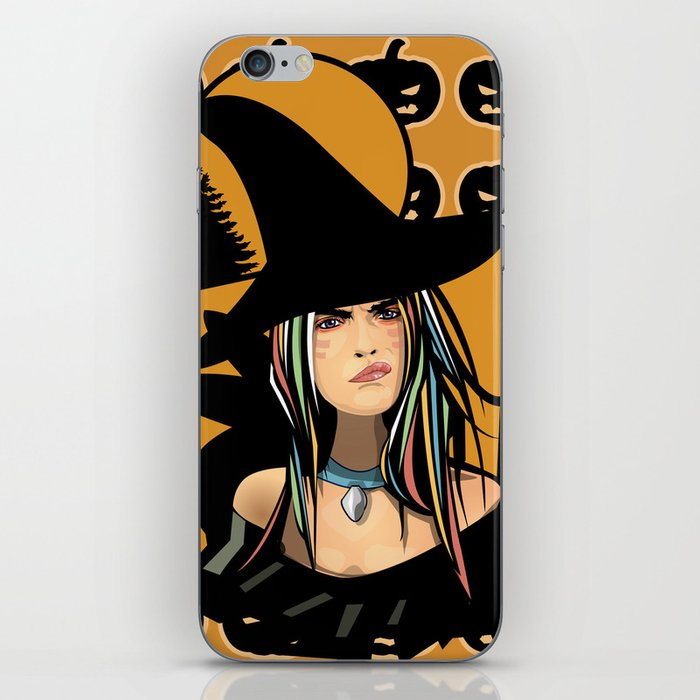 What About The Pumpkins iPhone Skin
