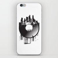 deadmau5 iPhone & iPod Skins featuring Urban Vinyl by Sitchko Igor