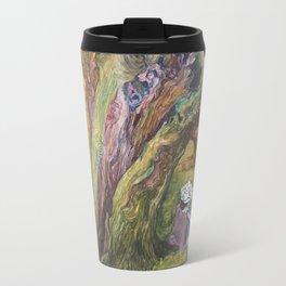 Old Oaks in Surrey by Jan Toorop, 1890 Travel Mug