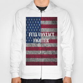 Full Contact Fighter Hoody