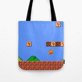 Dr. Mario? No...Doctor Who? Tote Bag