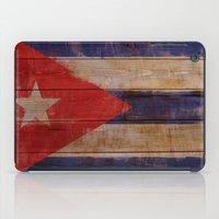 cuba iPad Cases featuring Cuba  by Jordygraph