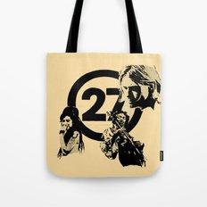 27 club Tote Bag