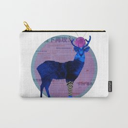 Deer China Cat - the year of the cat Carry-All Pouch