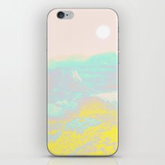 ANOTHER WORLD  iPhone & iPod Skin