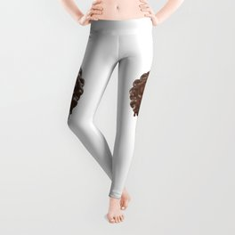 Because, Chocolate Leggings