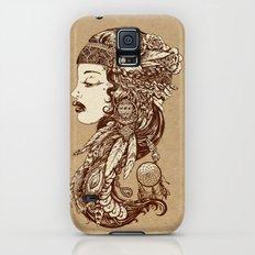Gypsy Girl Galaxy S5 Slim Case
