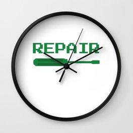 Repair Wall Clock