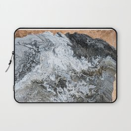 Marble & Copper 2 Laptop Sleeve