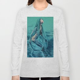 Danaë's Immaculate Conception (Revised) Long Sleeve T-shirt