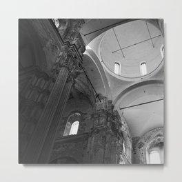 Temple. New Jerusalem Monastery. Russia. Metal Print