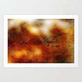 Dream Paths Art Print