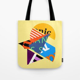 And So This Ends Tote Bag