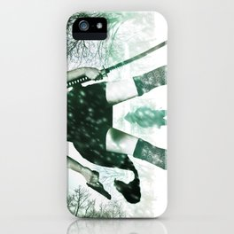 Nemesis iPhone Case