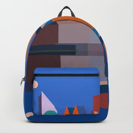 The Hague Double Faced Backpack