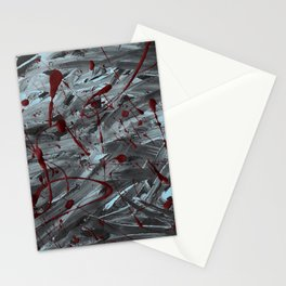 Observing Ocean Storms Stationery Cards