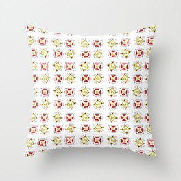 abstraction and game – abstraction,abstract,minimalism Throw Pillow