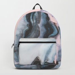 Modern marble 01 Backpack