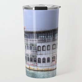 New Orleans Paddle Steamer Travel Mug