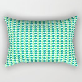 Pill Pattern Rectangular Pillow