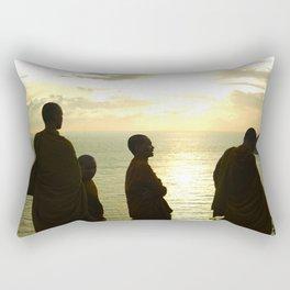 Monks Rectangular Pillow