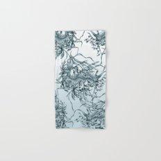 LSD Silver Hand & Bath Towel