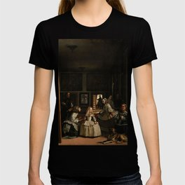 Las Meninas -  Diego Velázquez T-shirt