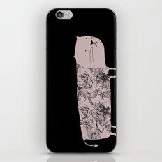 Flower pet iPhone & iPod Skin