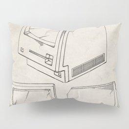 Apple Macintosh Patent - Apple Art - Antique Pillow Sham