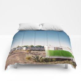 El Cosmico Comforters