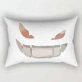 Smile Cat Wonderland Rectangular Pillow