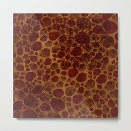"""""""Giraffe Cave Painting"""" Metal Print"""