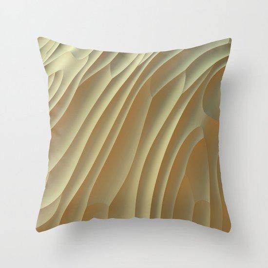 Buttercream Throw Pillow