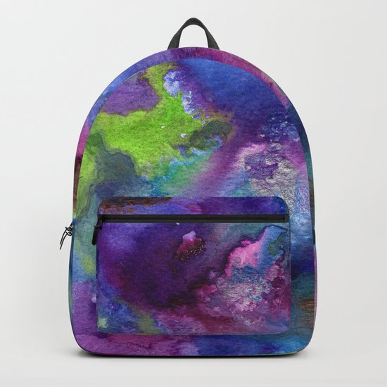 Abstract Ink #2 Backpack