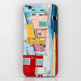 Burano Italy iPhone Skin