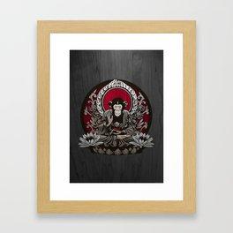 Zen Sapience Framed Art Print