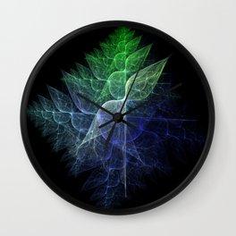 Hydroponic Garden Wall Clock