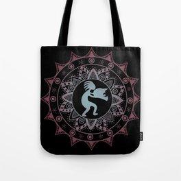 MTB Kokopelli Tote Bag