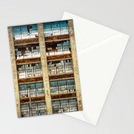 Broken Glass 3 Stationery Cards