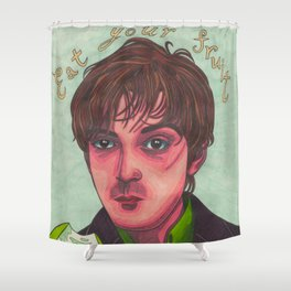 Fruity Jarvis Shower Curtain