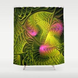 flamedreams -14- Shower Curtain