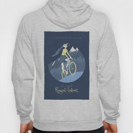 Avec la Bicyclette Hoody
