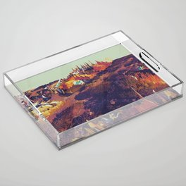 SBRBÏA Acrylic Tray
