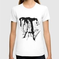 abyss T-shirts featuring Abyss by Corinne Fallone