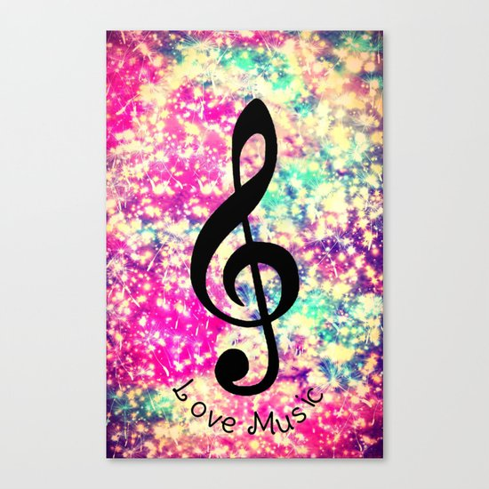 Music-294 Canvas Print