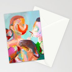 Crowded Places Stationery Cards