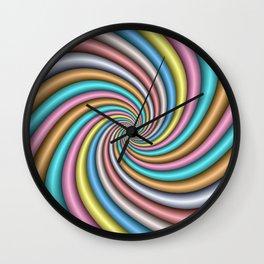 fluid -53- Wall Clock