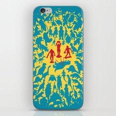 Hunted! iPhone & iPod Skin